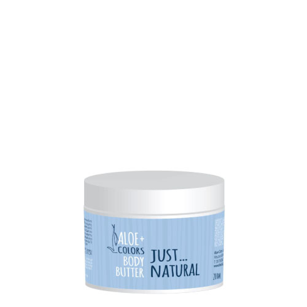 Aloe + Colors Body butter Just Natural