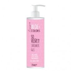 Aloe+ Colors Shower gel So Velvet