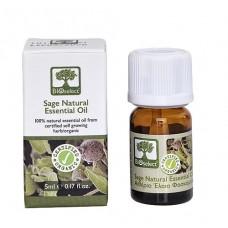 Bioselect sage natural essential oil