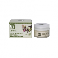 Bioselect Hydrating Day Cream For Oily & Mixed Skin