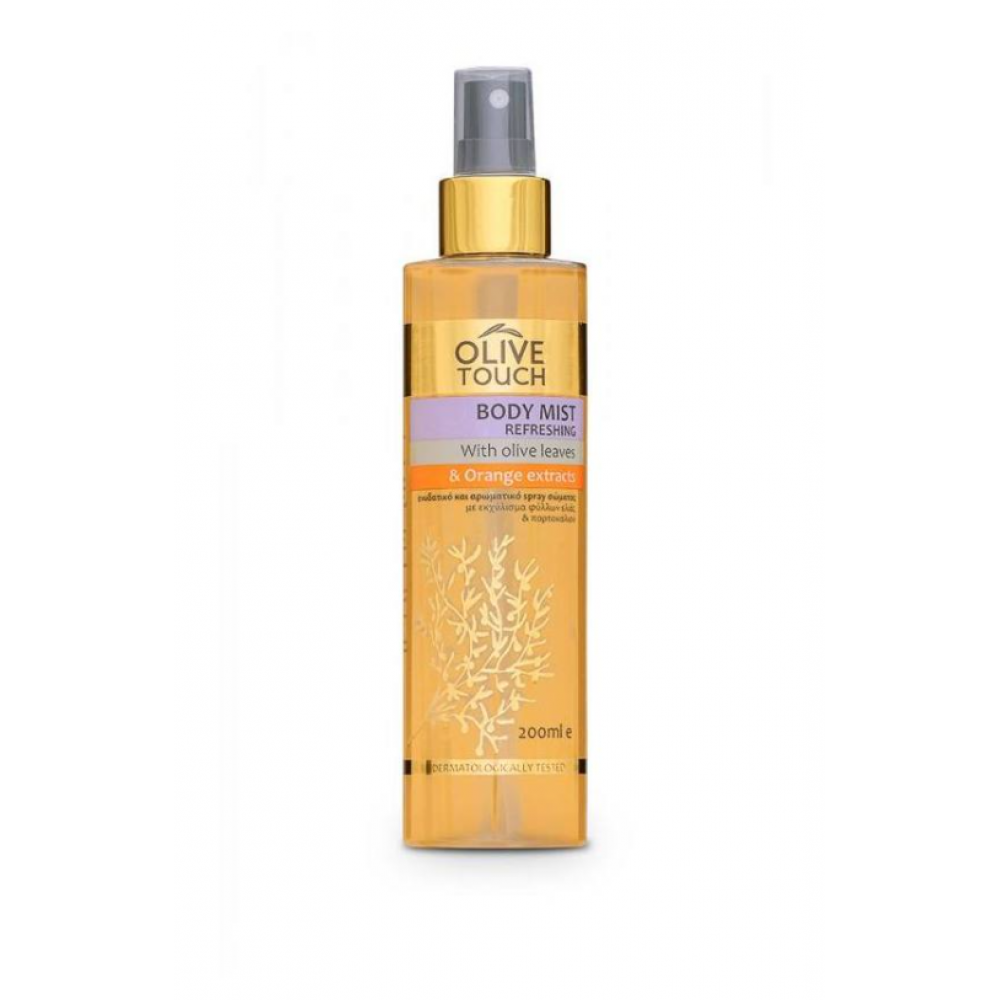 Olive Touch Body Mist Refreshing with Orange Extract