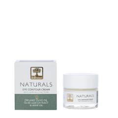 Bioselect Naturals Eye contour cream with anti-wrinkle factors