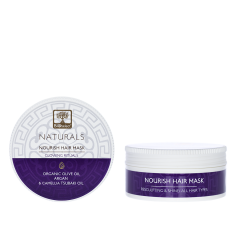 Bioselect Naturals Hair mask resculpting and shine