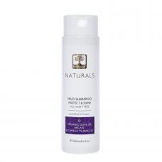 Bioselect Naturals Mild shampoo protect and shine